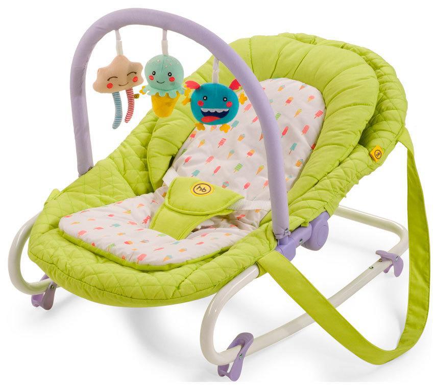 Шезлонг для новорожденных дешево